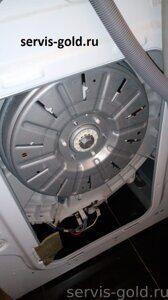демонтаж задней панели стиральной машины lg